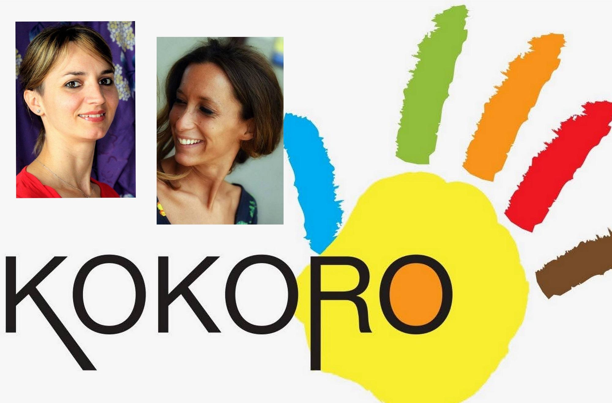 Chiara e Martina Di Francisca fondatrici dell'Associazione Kokoro APS di Jesi